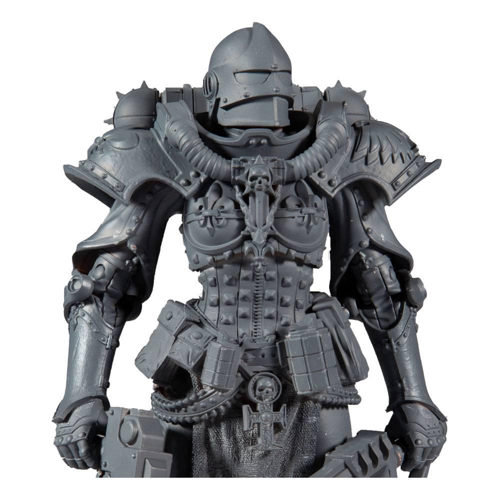 Warhammer 40k Action Figure Adepta Sororitas Battle Sister (AP) 18 cm