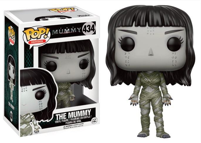 Funko POP! Movies The Mummy - The Mummy Vinyl Figure 10 cm