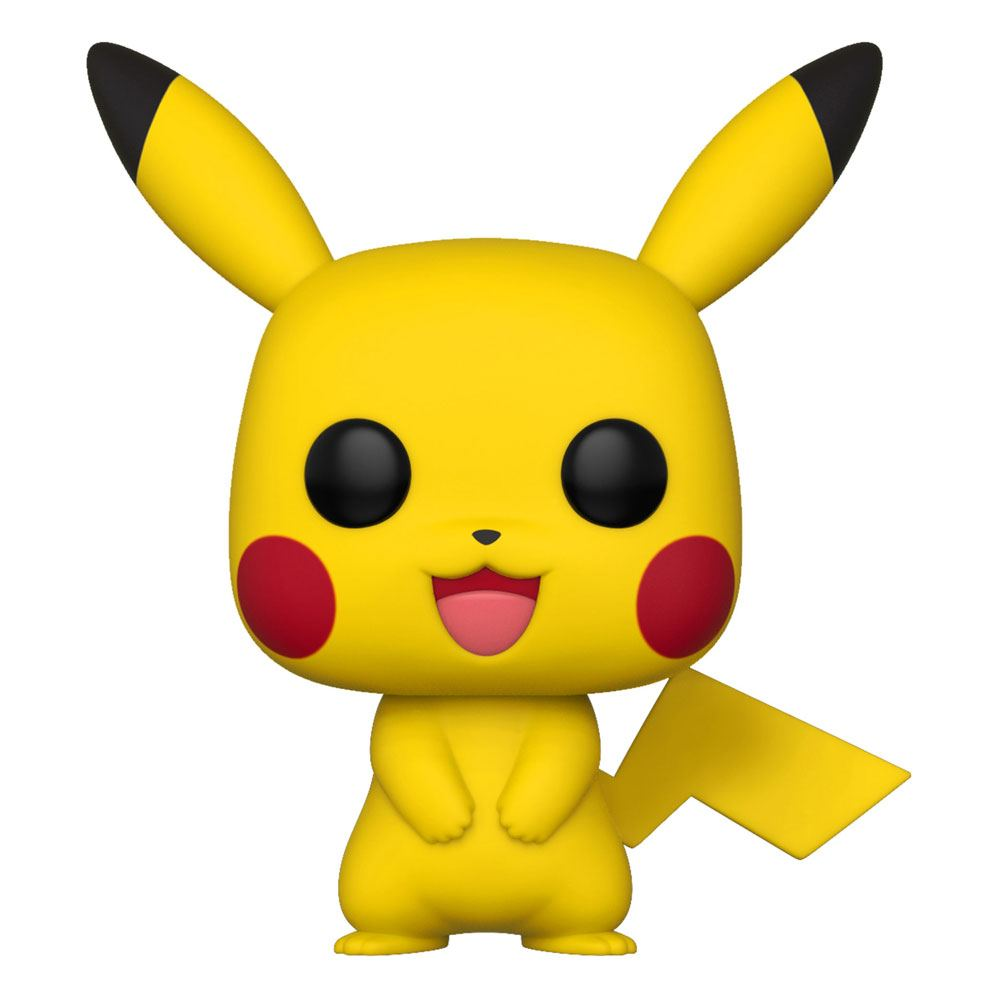 Pokemon POP! Games Vinyl Figure Pikachu 9 cm