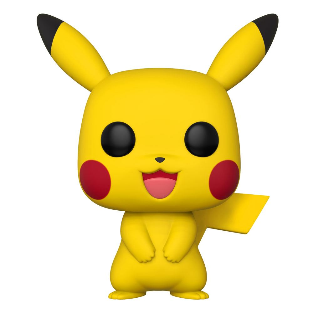 Pokemon Super Sized POP! Games Vinyl Figure Pikachu 25 cm