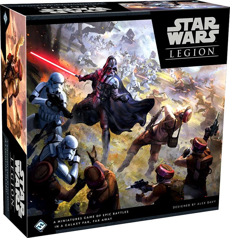 FFG - Star Wars Legion - Core Set - EN
