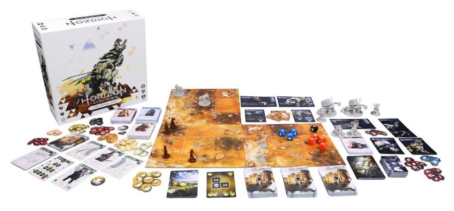 Horizon Zero Dawn: The Board Game - EN