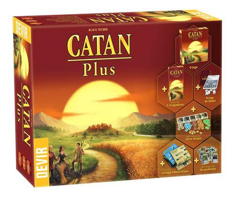 Catan Plus (Em Português)
