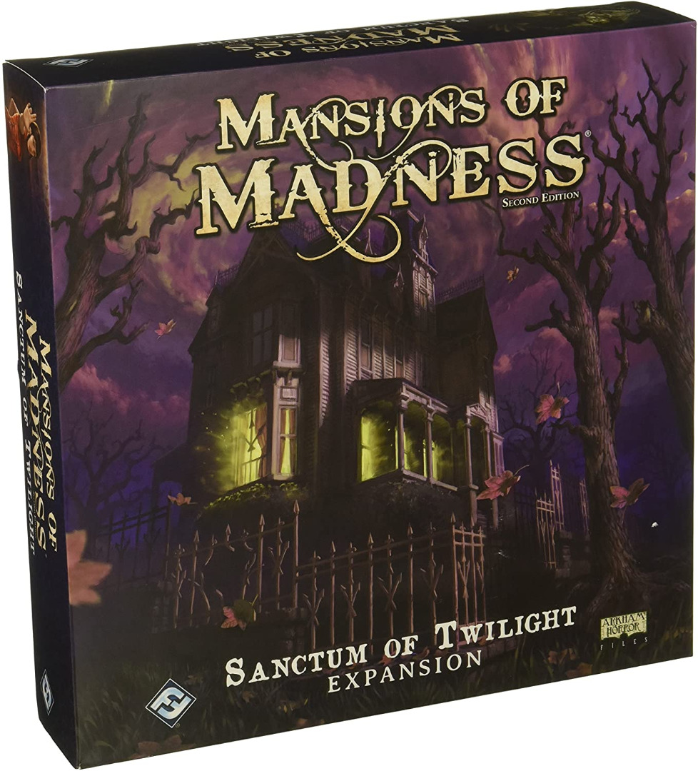 FFG - Mansions of Madness 2nd Edition: Sanctum of Twilight
