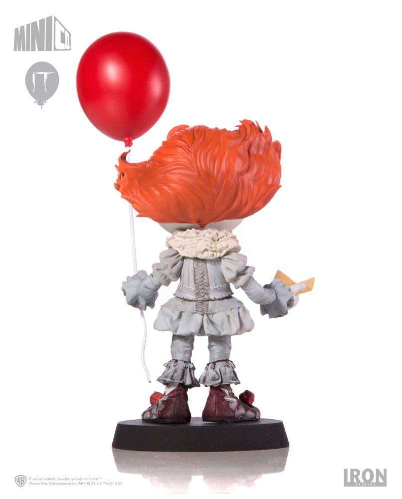 Stephen King's It Mini Co. Deluxe PVC Figure Pennywise 17 cm