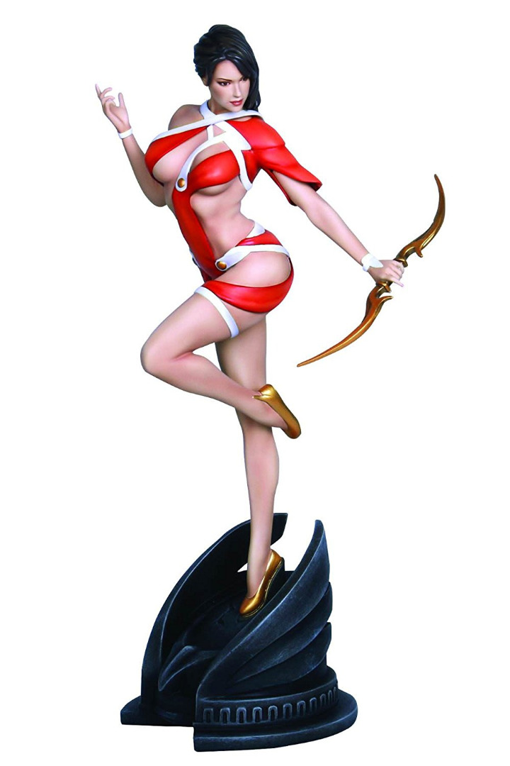 Fantasy Figure Gallery Statue 1/6 Phoenix Archer (Wei Ho) 33 cm