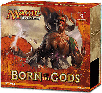 Magic the Gathering Born of the Gods Fat Pack - EN