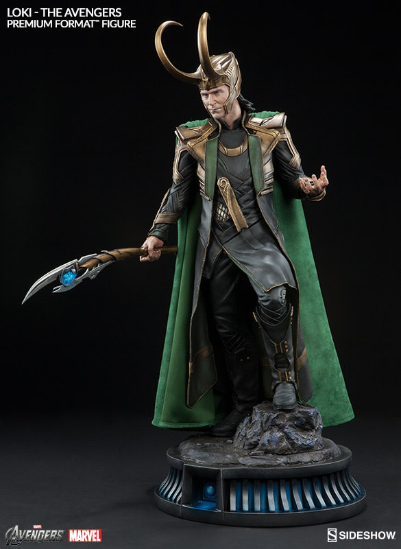 Marvel The Avengers Premium Format Figure Loki 60 cm