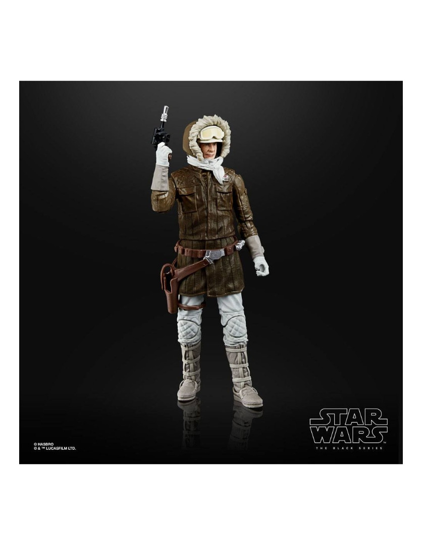 Star Wars The Black Series Archive Figure Han Solo (Hoth) (Episode V) 15 cm