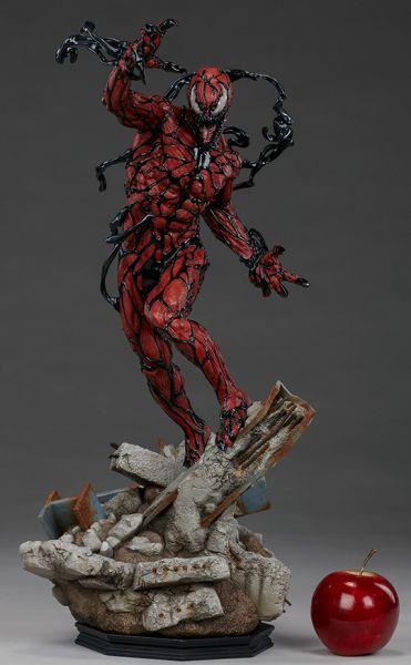 Marvel Comics Premium Format Figure Carnage 55 cm