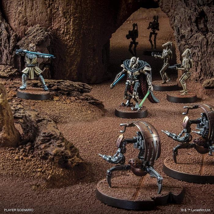 FFG - Star Wars Legion: Clone Wars Core Set