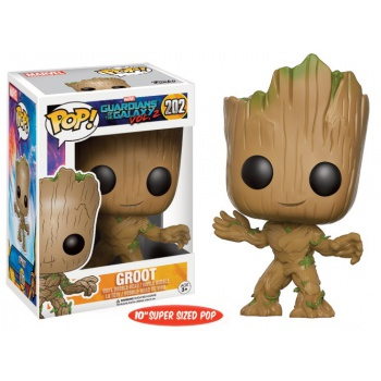 Funko POP! Marvel Guardians of the Galaxy vol.2 Young Groot Life-Size 25 cm