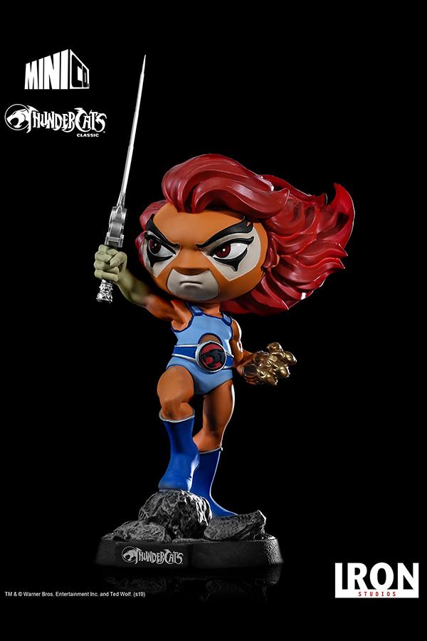 Iron Studios Mini Co. Thundercats Lion-O 16 cm