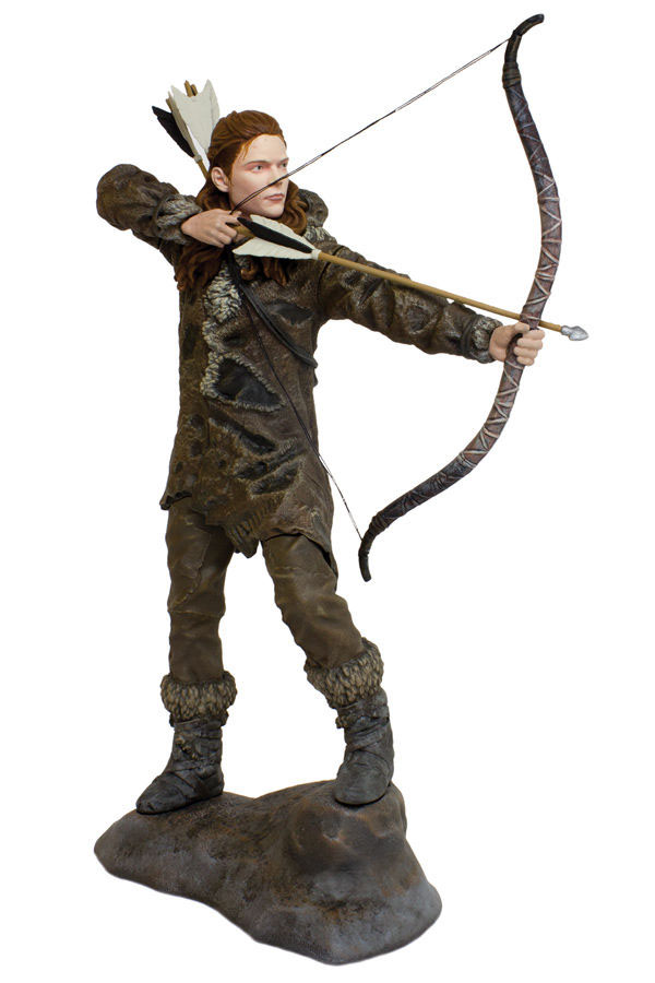 Game of Thrones PVC Statue Ygritte 19 cm