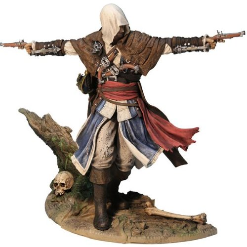 Estátua Assassin's Creed IV - Edward Kenway: The Assassin Pirate 25 cm