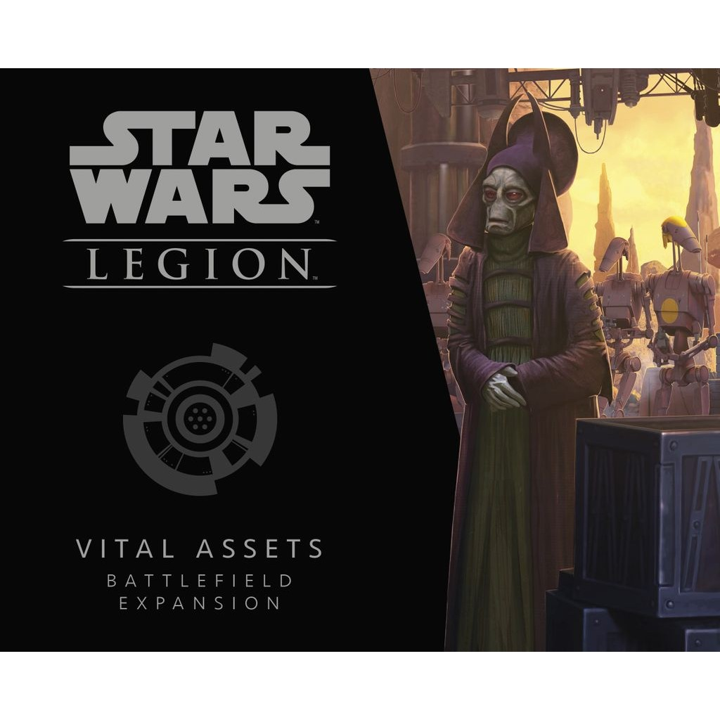 FFG - Star Wars Legion: Vital Assets Battlefield Expansion