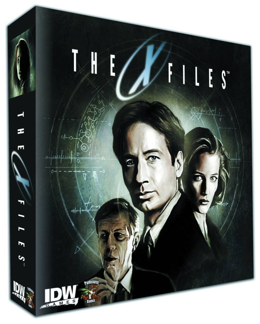 Board Game The X-Files the Truth is out there