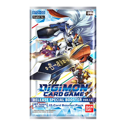 Digimon Card Game - Release Special Booster Display Ver.1.0 BT01-03