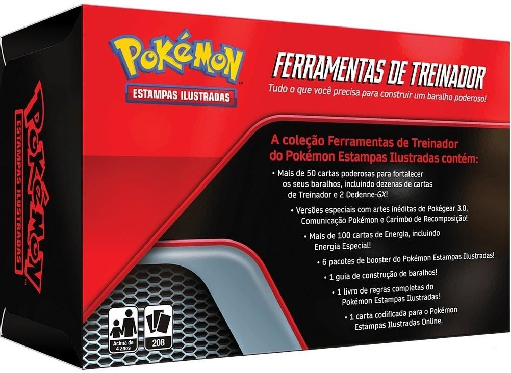 Pokémon - Ferramentas de Treinador (PT)