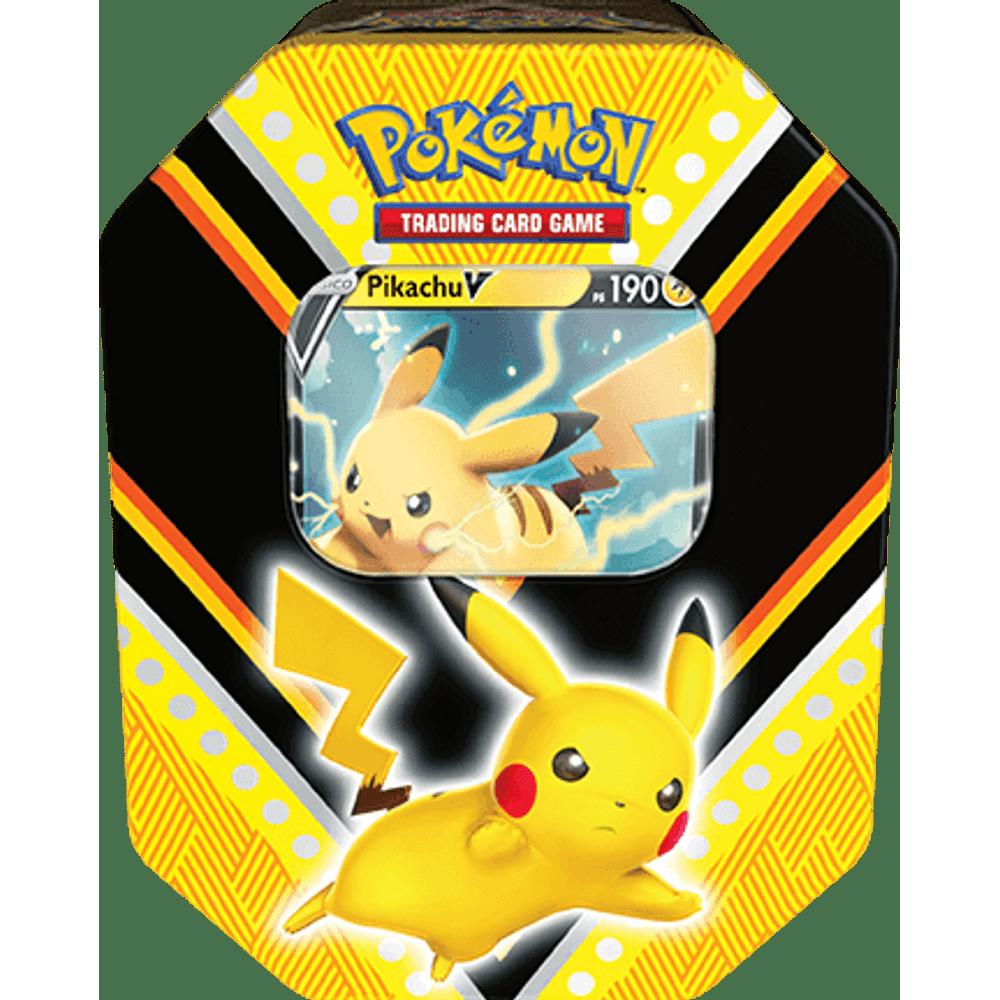 Pokémon: Pokémon Lata Poderes V Pikachu V
