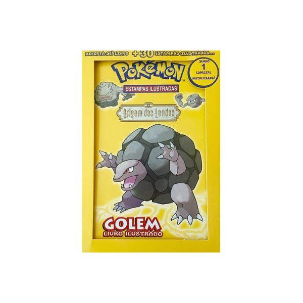 Pokémon Origem das Lendas Golem