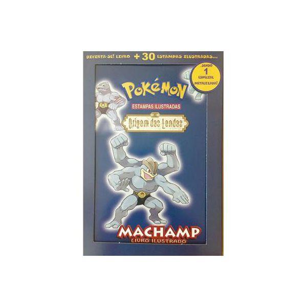 Pokémon Origem das Lendas Machamp