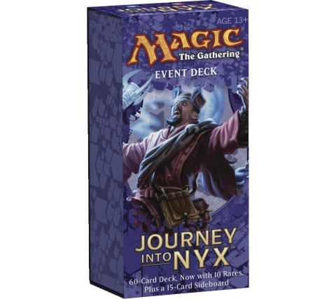 Magic The Gathering - Journey into NYX Event Deck