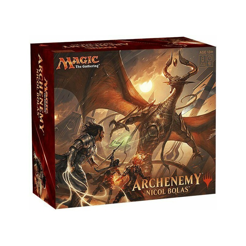 Magic The Gathering - Archenemy Nicol Bolas (EN)