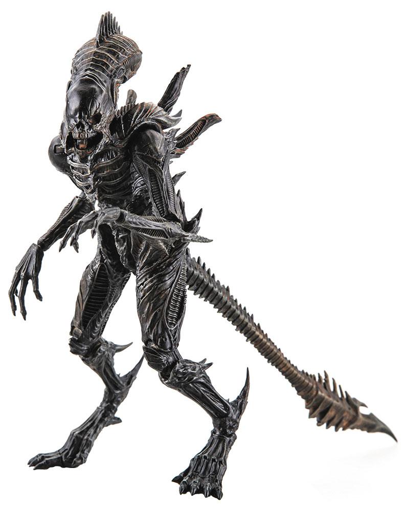 Aliens Colonial Marines Action Figure 1/18 Xenomorph Raven Exclusive 23 cm