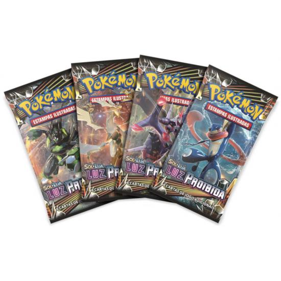 Pokémon - Sol e Lua: Luz Proibida Booster (PT)