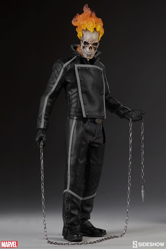 Marvel Comics Action Figure 1/6 Ghost Rider 30 cm