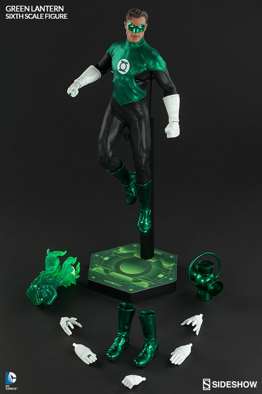 Action Figure Green Lantern Premium Format 30 cm
