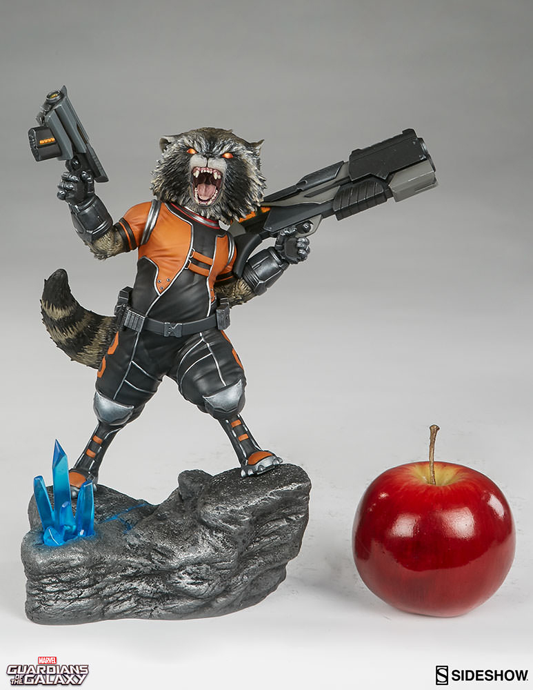 Guardians of the Galaxy Premium Format Figure Rocket Raccoon 25 cm