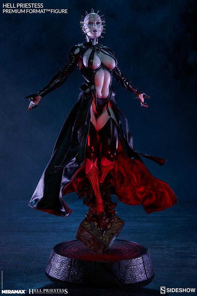 Hellraiser Premium Format Figure Hell Priestess 59 cm