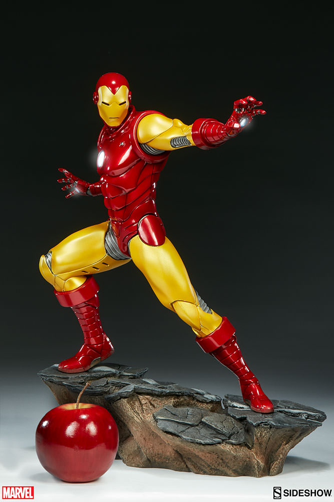 Avengers Assemble Statue 1/5 Iron Man 40 cm