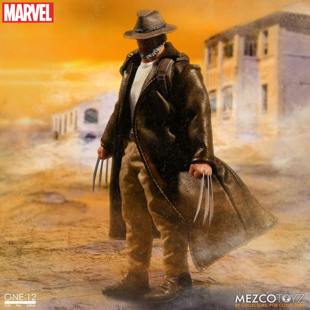 Marvel Universe Action Figure 1/12 Old Man Logan 15 cm