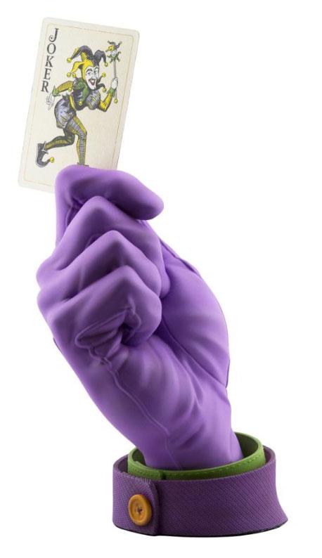 DC Comics Statue Joker's Calling Card 18 cm