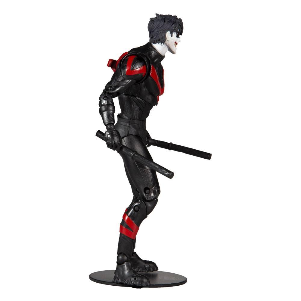 DC Multiverse Action Figure Nightwing Joker 18 cm