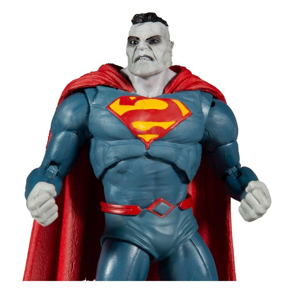 DC Multiverse Action Figure Superman Bizarro (DC Rebirth) 18 cm