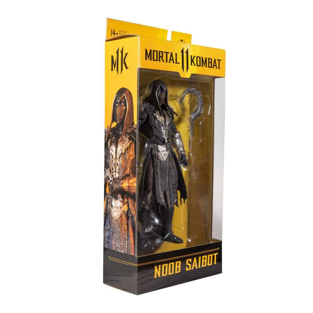 Mortal Kombat Action Figure Noob Saibot: Kilgore Skin 18 cm