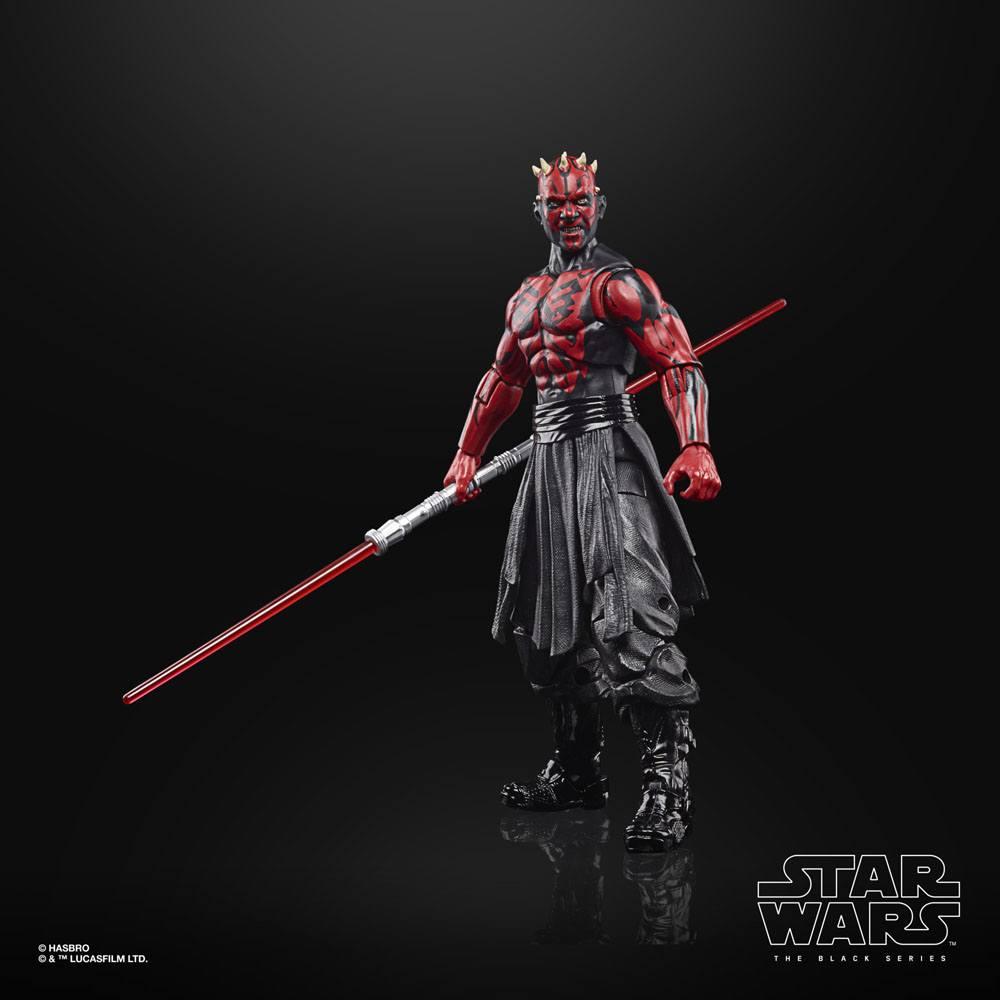 Star Wars Black Series Lucasfilm 50th Anniv. Action Figure 2021 Darth Maul