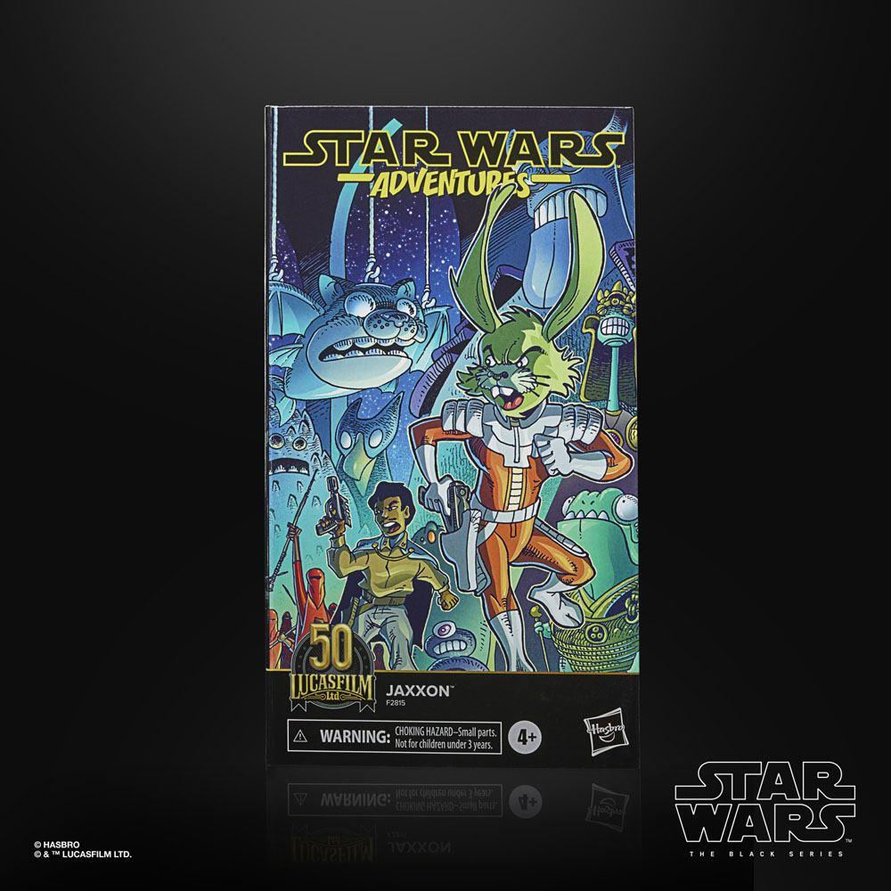 Star Wars Adventures Black Series Lucasfilm 50th Anniversary  Jaxxon 15 cm