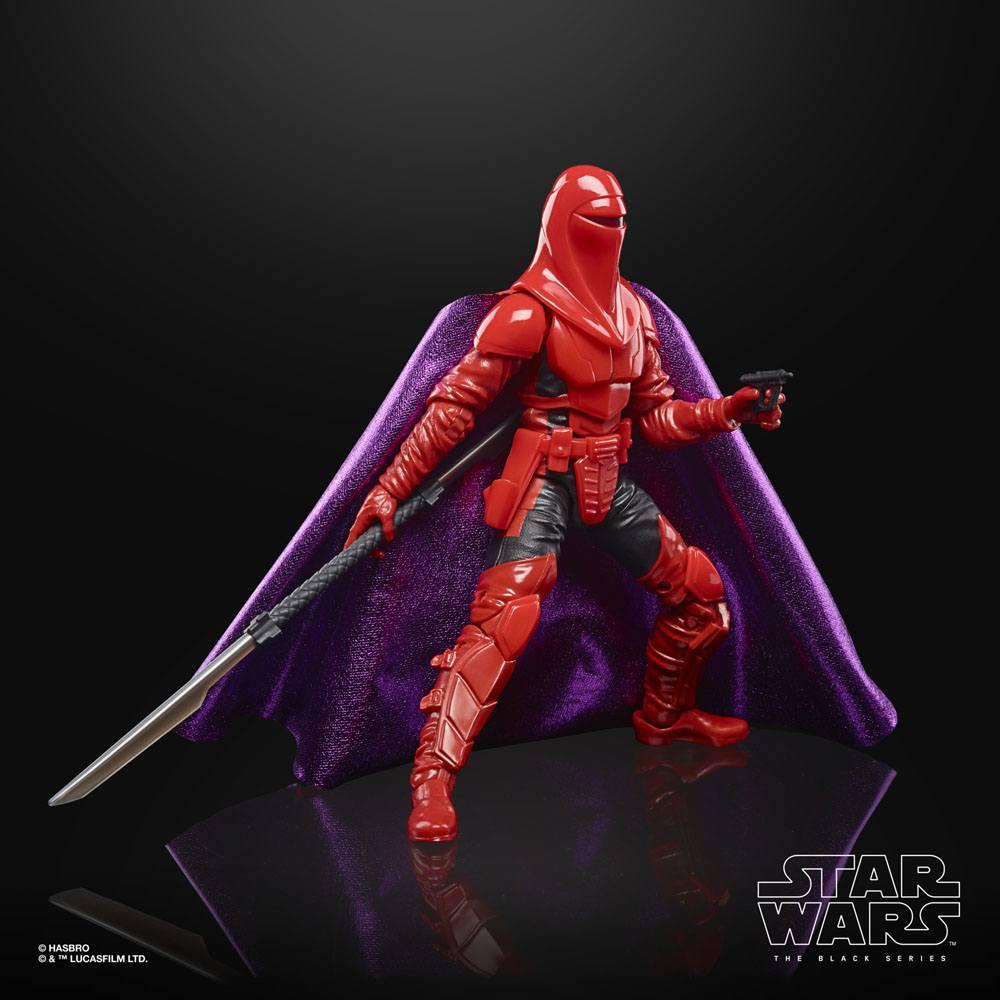 Star Wars Crimson Empire Black Series Lucasfilm 50th Anniversary Carnor Jax