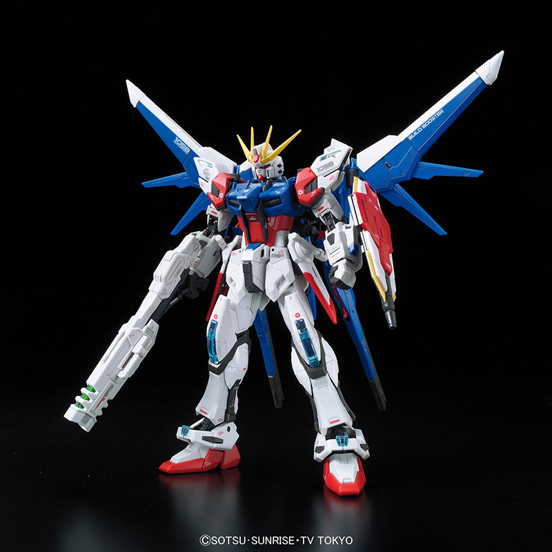 RG Real Grade Gundam Build STR Full Pack 1/144