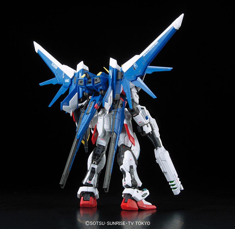 RG Real Grade Gundam Build STR Full Pack 1/144