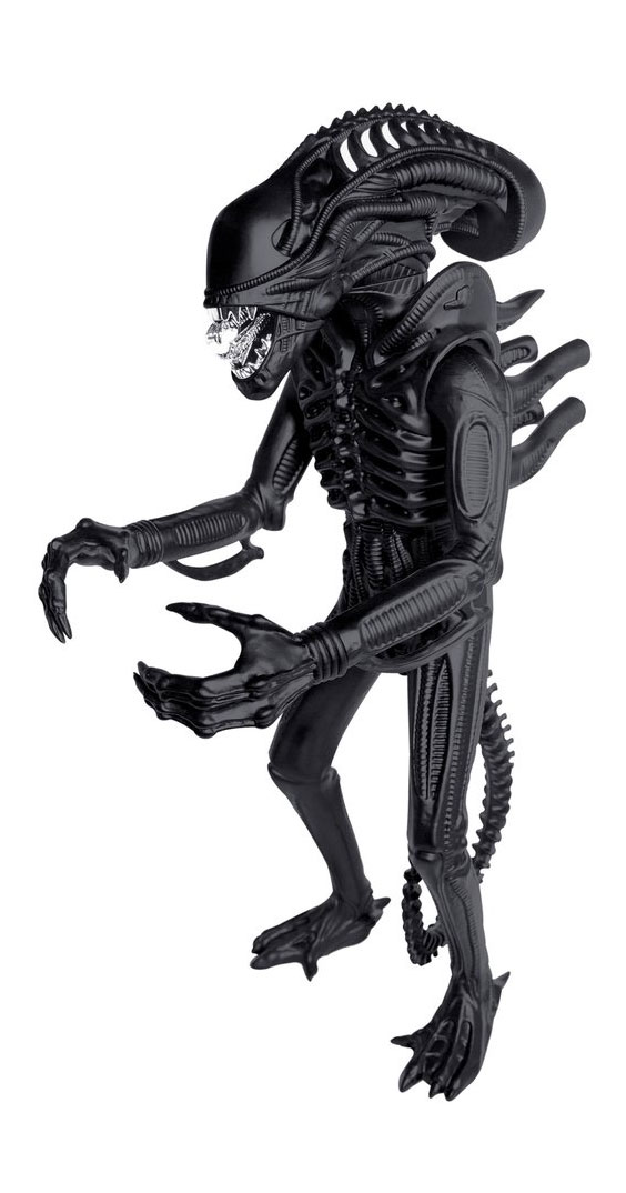 Aliens Super Size Action Figure Alien Warrior Classic Toy Edition 46 cm