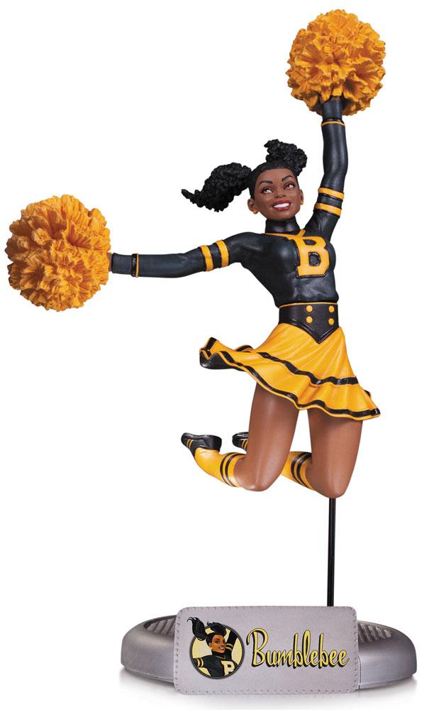 DC Comics Bombshells Statue Bumblebee 35 cm