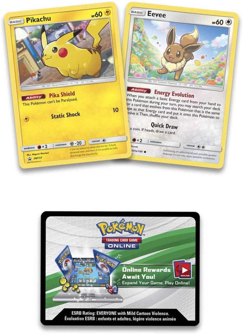Pokémon: Pikachu & Eevee Poké Ball Collection (English)