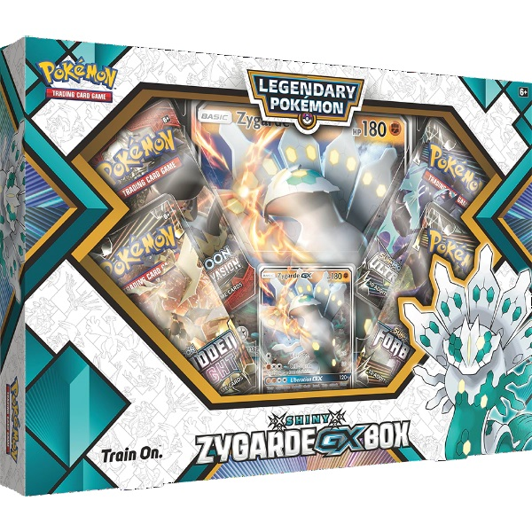 Pokémon Zygarde Box (English)
