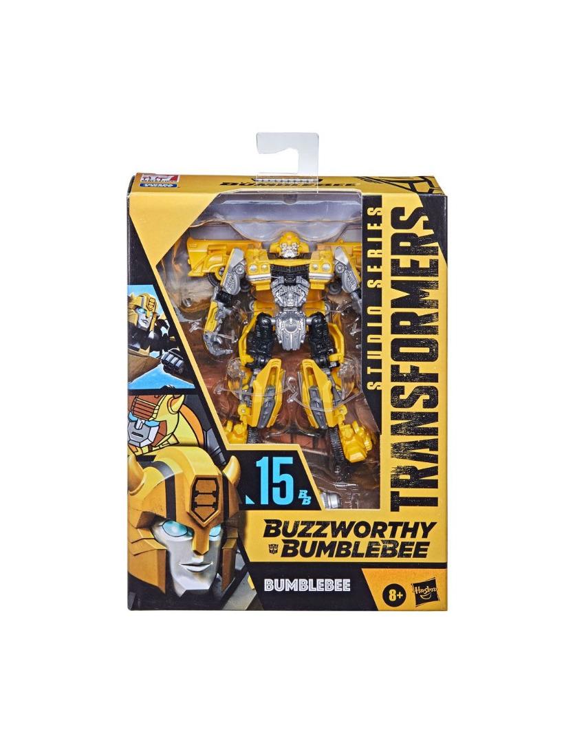 Transformers Buzzworthy Bumblebee Studio Series Deluxe Class 15BB Bumblebee